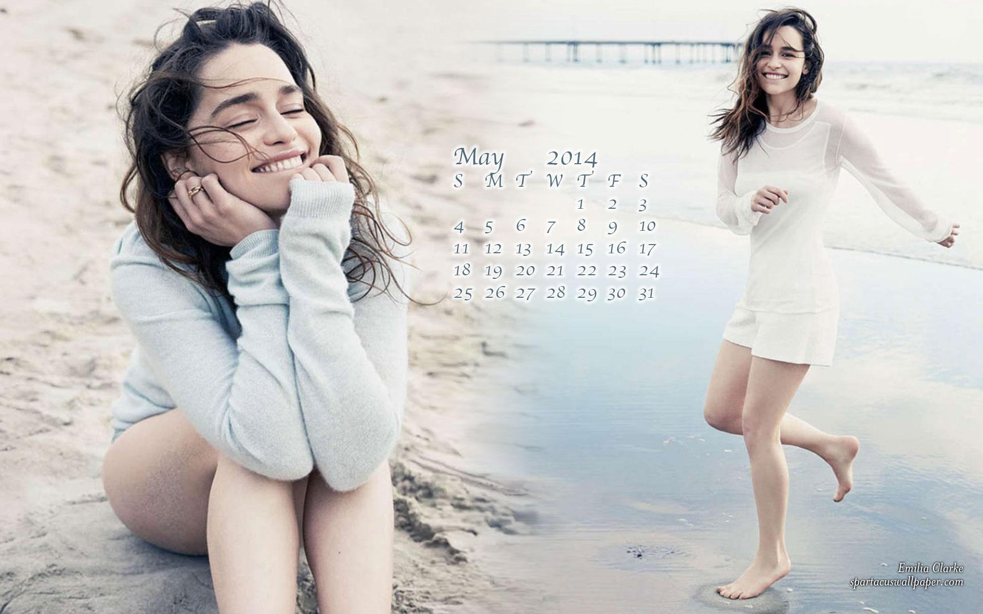 May  Emilia Clarke Desktop Backgrounds Mobile Home